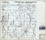 Page 118 - Township 47 N., Range 16 E., Connor, Coyote Flat, Lake Annie, Modoc County 1958